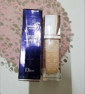 Foundation Diorskin dior skin Nude Foundie