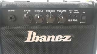 Used Ibanez 10watts Guitar Amplifier for sale