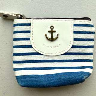 FREE with a purchase over P400 || Denim Coin Purse