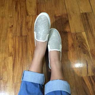Imported Slip On Sneakers
