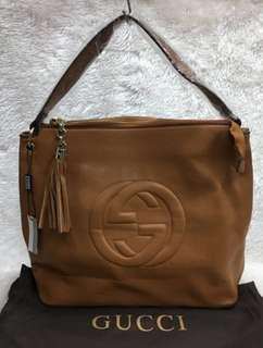 Hobo Bag By Gucci