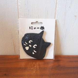 日本Ne-net Nya貓貓大頭公仔磁石magnet