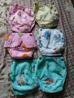 diaper cloth take all