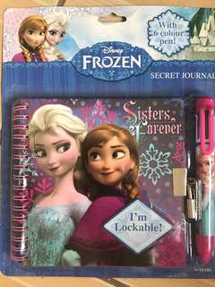 Frozen Journal