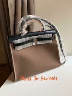 Hermes Herbag 31cm