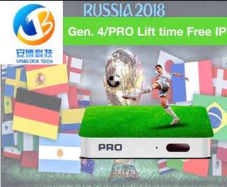 tv box unblock world cup unlimited tv show Astro HBO discovery sports channels