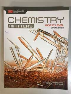 Chemistry Textbook O-Level