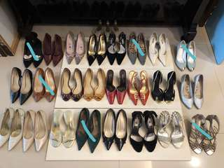 🚚 時尚好穿的高跟鞋。名媛氣質。