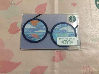 🇰🇷Starbucks Card Korea Summer Eye Glasses