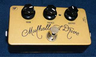 Teletronix Mulholland Drive Overdrive Guitar Effects Pedal