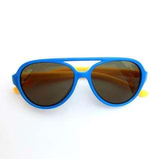 Flexible Sunglasses with polarised lens(4+)