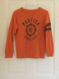 Nautica sweatshirt for kids