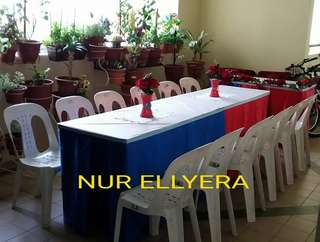 Mini Event Setup Chair N Table For Rental All Occasions