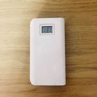 4000mAh SM White Powerbank