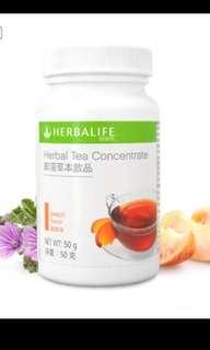 Herbalife康寶萊即溶草本飲品(原味50克,桃味50克)100%正貨                                             香港海關舉報熱線(24小時):2545 6182