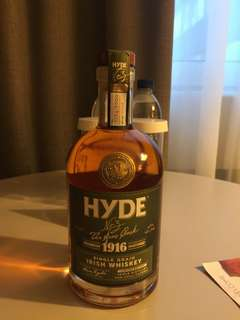 Hyde No 3 Whiskey from Ireland
