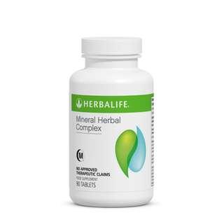 Herbalife Mineral Herbal Complex
