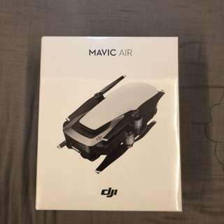 Drone/DJI Mavic Air (black) Brand new/Sealed