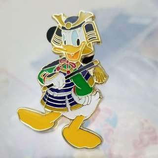 Donald Disney Pin 日本唐老鴨迪士尼徽章
