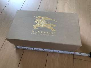 Burberry Box & Tissue Paper