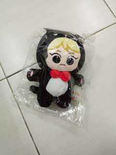 EXO Xiumin 15cm doll
