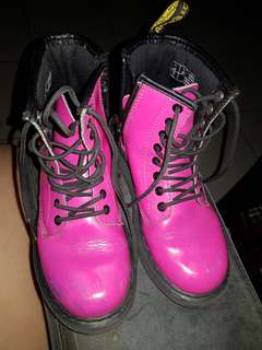Original Dr Martens Girls Boots