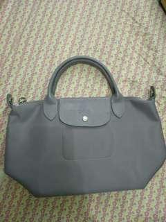 Light violet authentic Longchamp Bag