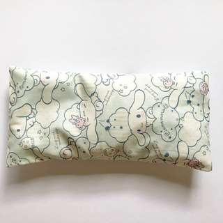 Bean Sprout Husk Pillow / Beanie Pillow , Fabric from 🇯🇵 ( 100% Handmade 100% Cotton , Premium Quality!) Cinnamonroll