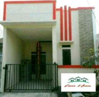 Dijual Rumah Cluster di Pondok Ungu Permai, Bekasi