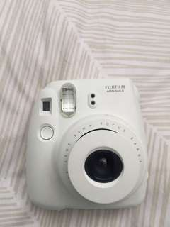 Fujifilm instax mini 8 (Polaroid camera)