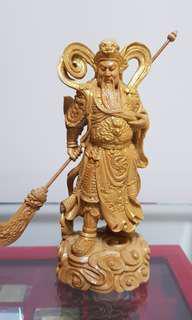 Buddha Statue 关羽