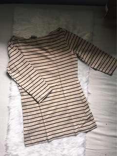 H&M 3/4 Sleeve Top
