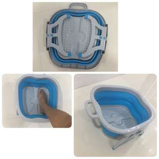 BN foldable Soak foot tub - Good Quality