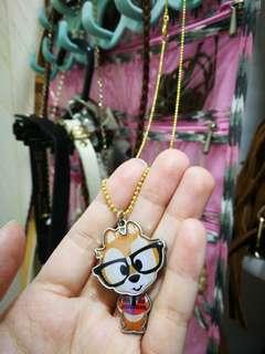 Chip & Dale Disney Necklace