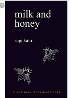 Milk and honey poetry book