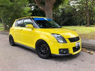 Suzuki Swift Sport 1.6 Manual