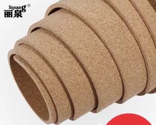 🆕Cork wood message board