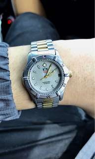 (HIGHLY NEGOTIABLE) Tag Heuer Professional Automatic