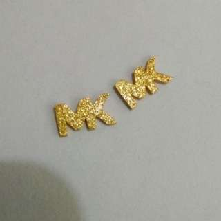 Michael Kors ins earrings