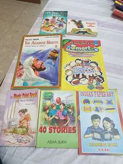 Story/learning Books