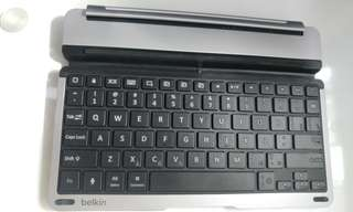 Belkin QODEThin Type Keyboard Case, F5L155