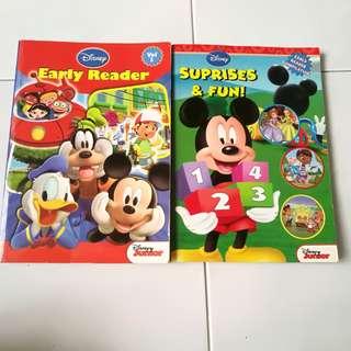 🚚 Children Books- Disney Early Reader Series