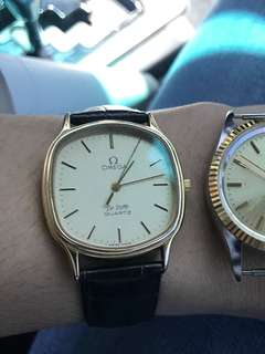 (Highly Negotiable) Omega De Ville Quartz watch