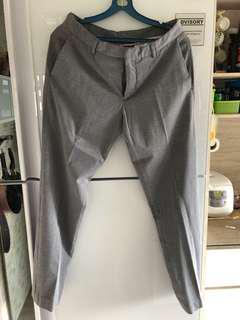Zara Men slim pants trousers