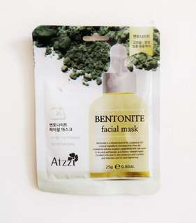 Atzzi Bentonite Facial Mask