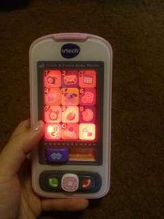 Vtech cellphone