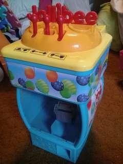 Candy vending machiene