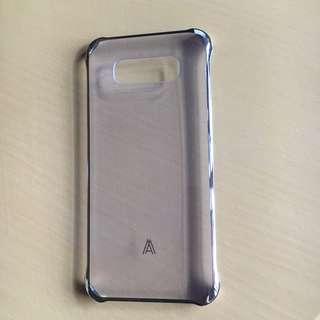 Samsung A8 case透明殻