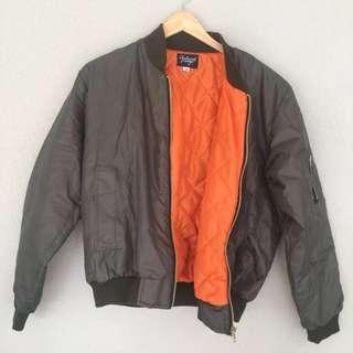 Reclaimed vintage bomber jacket