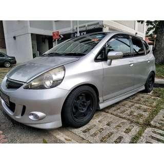 Honda Fit Rent